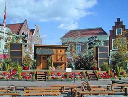 长崎的荷兰村