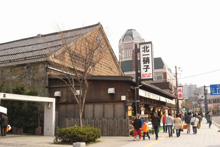 小樽市的北一哨子馆
