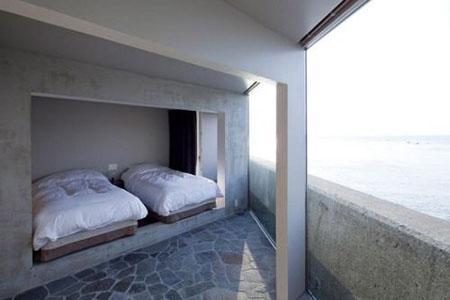 梦幻般的海上的别墅