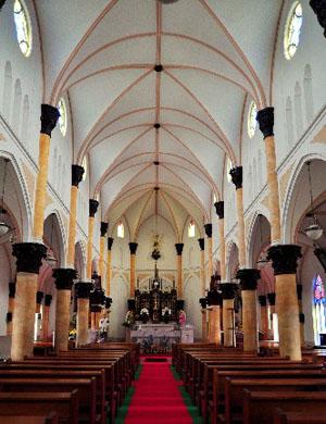田平天主教堂
