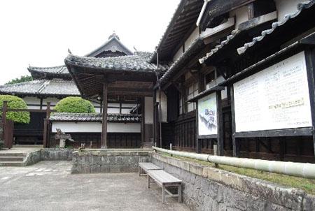 桃山时代城 松浦家宅邸