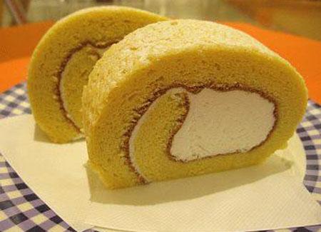 佐世保豆浆蛋糕卷