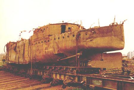 三菱重工长崎造船厂
