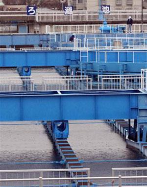 金町净水厂放射性元素含量降至安全饮用范围