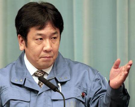 枝野幸男就福岛第一核电站一号机组问题召开记者会