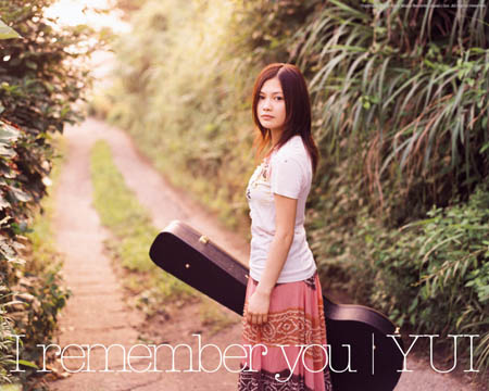 YUI为真人版电影《天堂之吻》献唱主题曲