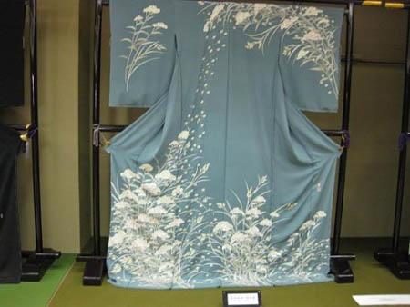 日本重要无形文化遗产 加贺友禅