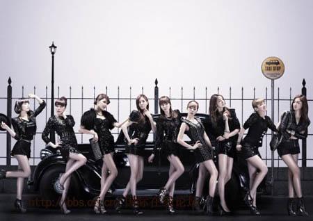 少女时代4月发新单曲 期待聚集亚洲人气