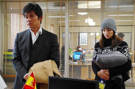 黑木明纱首搭织田裕二出演《安达卢西亚》