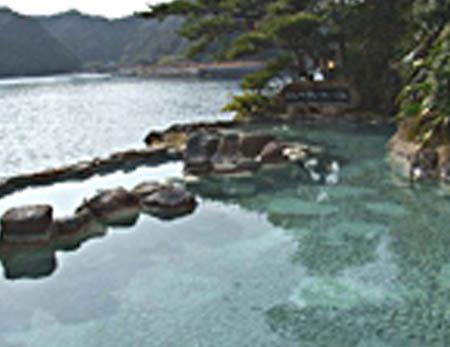 和歌山县最有代表性的温泉 南纪胜浦温泉