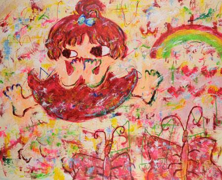 日本画家六角彩子将在鹿特丹当代美术馆办展览