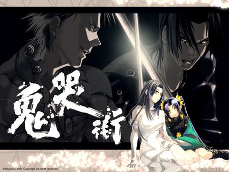 虚渊玄经典作品《鬼哭街》全年龄重制版5月发售!