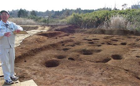日本公布日向遗迹考古调查结果