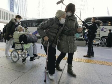 无法接受人工透析治疗的患者转入东京和新潟