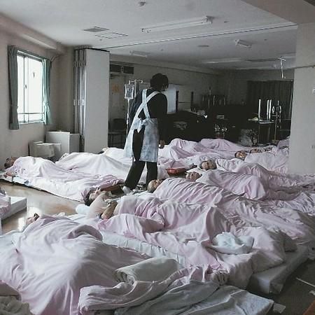 灾区医疗机构缺乏物资 患者病情恶化