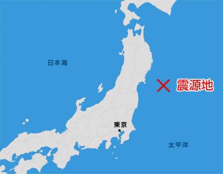 东日本大地震·地震灾情