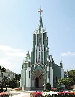 平户沙勿略纪念教堂