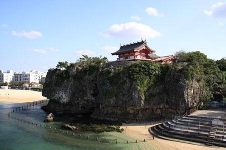 冲绳总镇守——波上宫