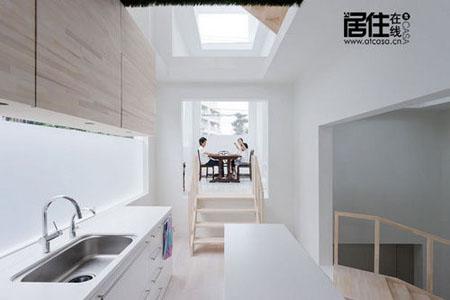 """日本独具魅力创意""""玻璃房子"""" 让生活洒满阳光"""