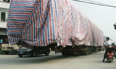 温州动车追尾脱轨事故 日本政府首度提出有意提供支援