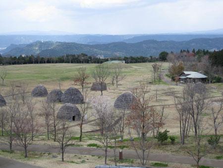 让你仿佛回到远古时代 上野原绳文森林-九州冲