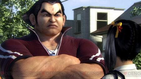 铁拳CG电影《血之复仇》将于9月份上映-日本