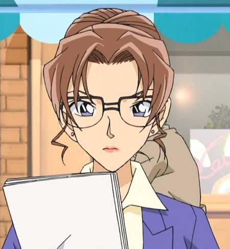 Eri Kisaki,妃英理,Eva Kadan,名探偵コナン,Detective Conan,名侦探柯南,Case Closed
