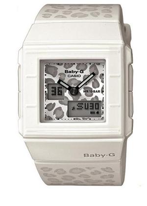 CASIO豹纹手表 Baby-G