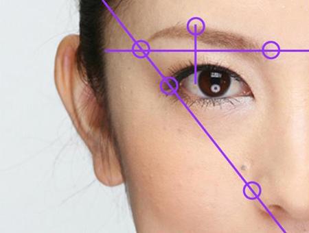 自然黄金比例眉形打造法——修眉篇
