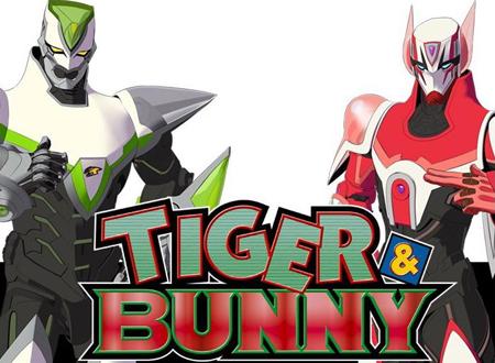 搅基不停歇 《TIGER & BUNNY》即将启动新计划