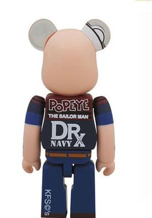 Dr. Romanelli × Medicom Toy联合出品