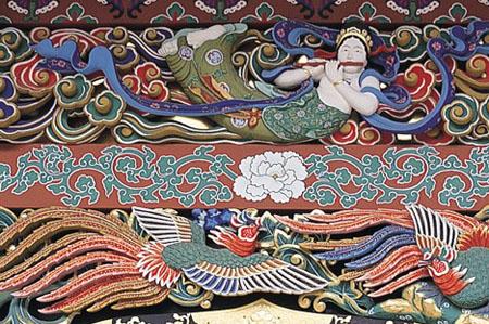 三代藩主长眠于此 具有桃山特色的瑞凤殿