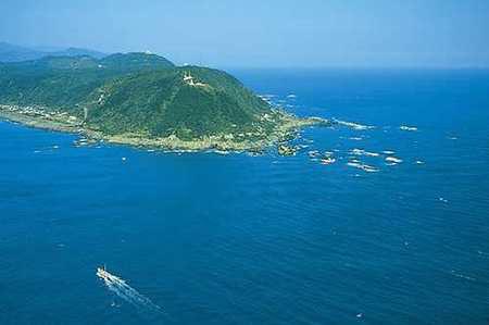 室户全境成为日本国内第五处世界地址公园
