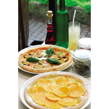 长野县的意大利风味披萨