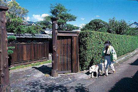 藩政时期的生活样貌 高知县的土居廓中
