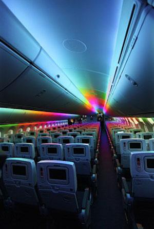 波音787客机今年12月将飞北京
