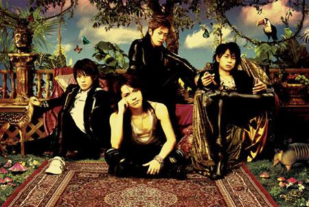 L'Arc~en~Ciel 乐队结成20周年第2弹新单曲