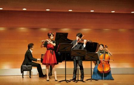 第24届东京国际电影节特别招待作品——《四重奏》