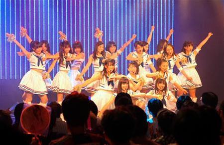 成员3人交替 新生NMB48发布新曲