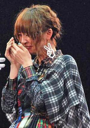 AKB48第2届猜拳大会精彩图片欣赏