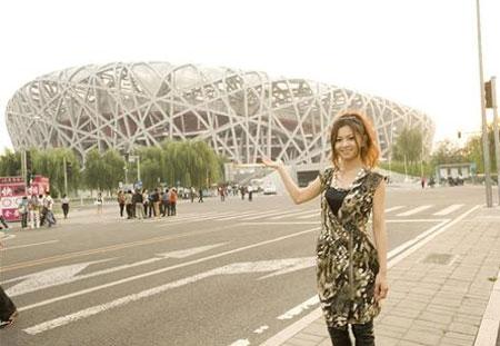 """喜欢中国! 仓木麻衣:""""熊猫很可爱"""""""