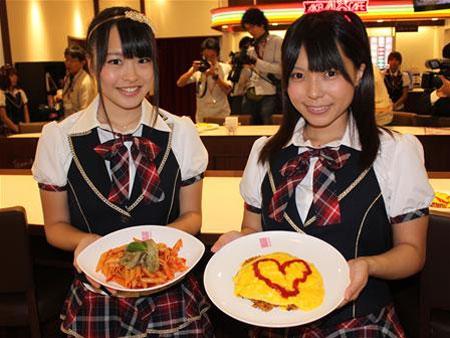 AKB48秋叶原店开张 粉丝可与成员亲密接触