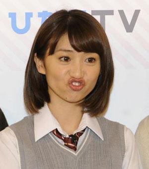 大岛优子出演搞笑短剧 自称扮演大叔也没问题