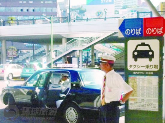 日本公交车为何能做到如此精确