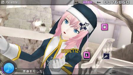 PSP《初音未来扩展版》9月22日起在PS Store推出限期TGS体验版