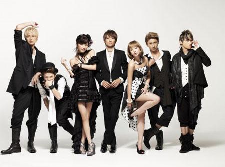 日本组合AAA六周年纪念精选碟获公信榜周间首位