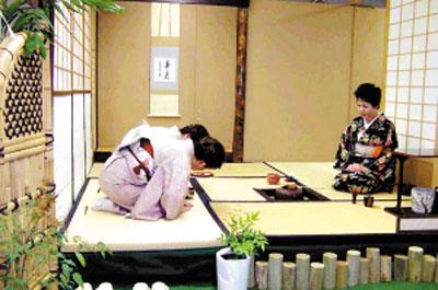 到日本人家里做客 你不得不注重的礼仪