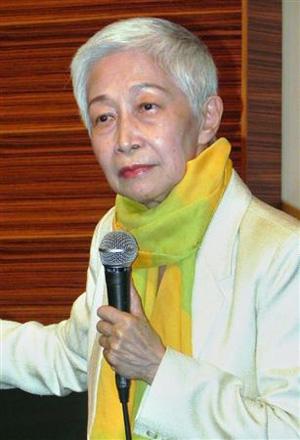 台籍日本人金美龄宣称中国统一台湾之后的目标是冲绳