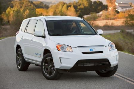提到电动汽车34%的人想到的是丰田