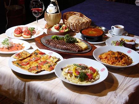 初次约会地点选择 意大利餐厅或将给您加分哦!